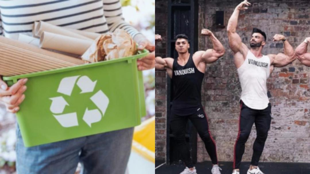 Los hombres no reciclan porque no quieren parecer gays