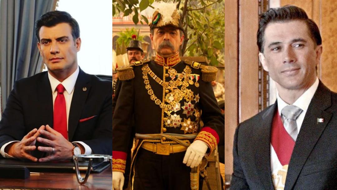 La Usurpadora, Andrés Palacios, Sandra Echeverría, Actores, Actores Que Han Interpretado Al Presidente De México, Presidente De México
