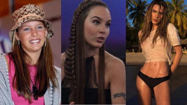 Antes y después: cómo ha cambiado Belinda con las cirugías