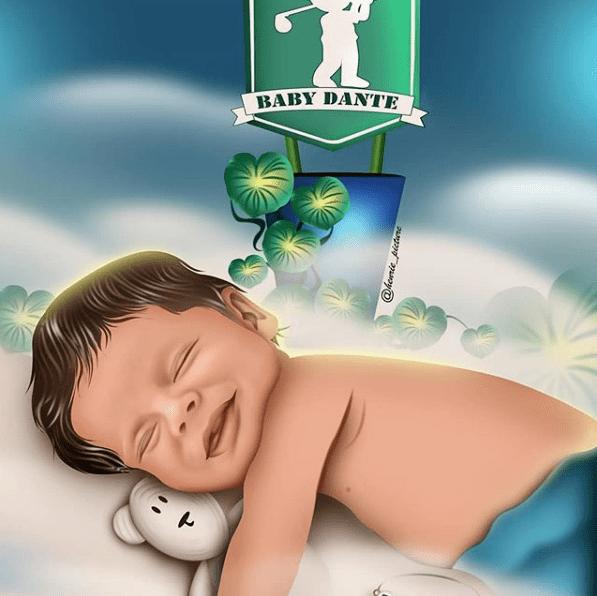Critican a Brenda Kellerman por sonreír durante el funeral de su bebito