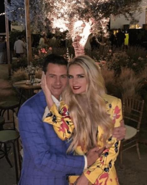 Enrique Peña Nieto le habría pedido matrimonio a Tania Ruiz