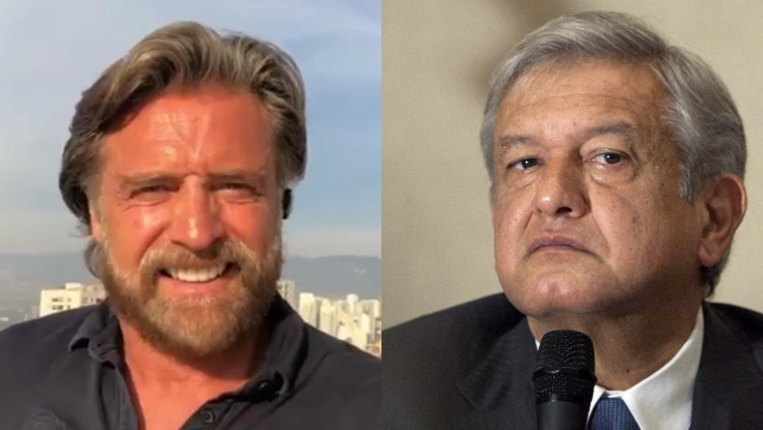 Juan Soler critica gobierno de AMLO y le tunden en redes