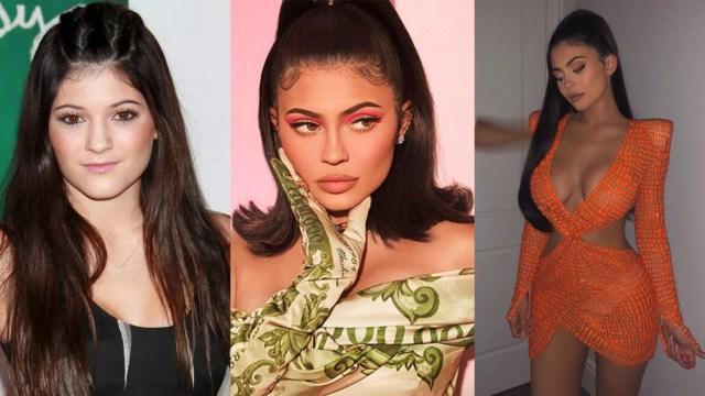 Fotos de Kylie Jenner: cómo ha cambiado, antes y ahora