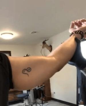 Mayeli Alonso opina del tatuaje de Lupillo Rivera con la cara de Belinda