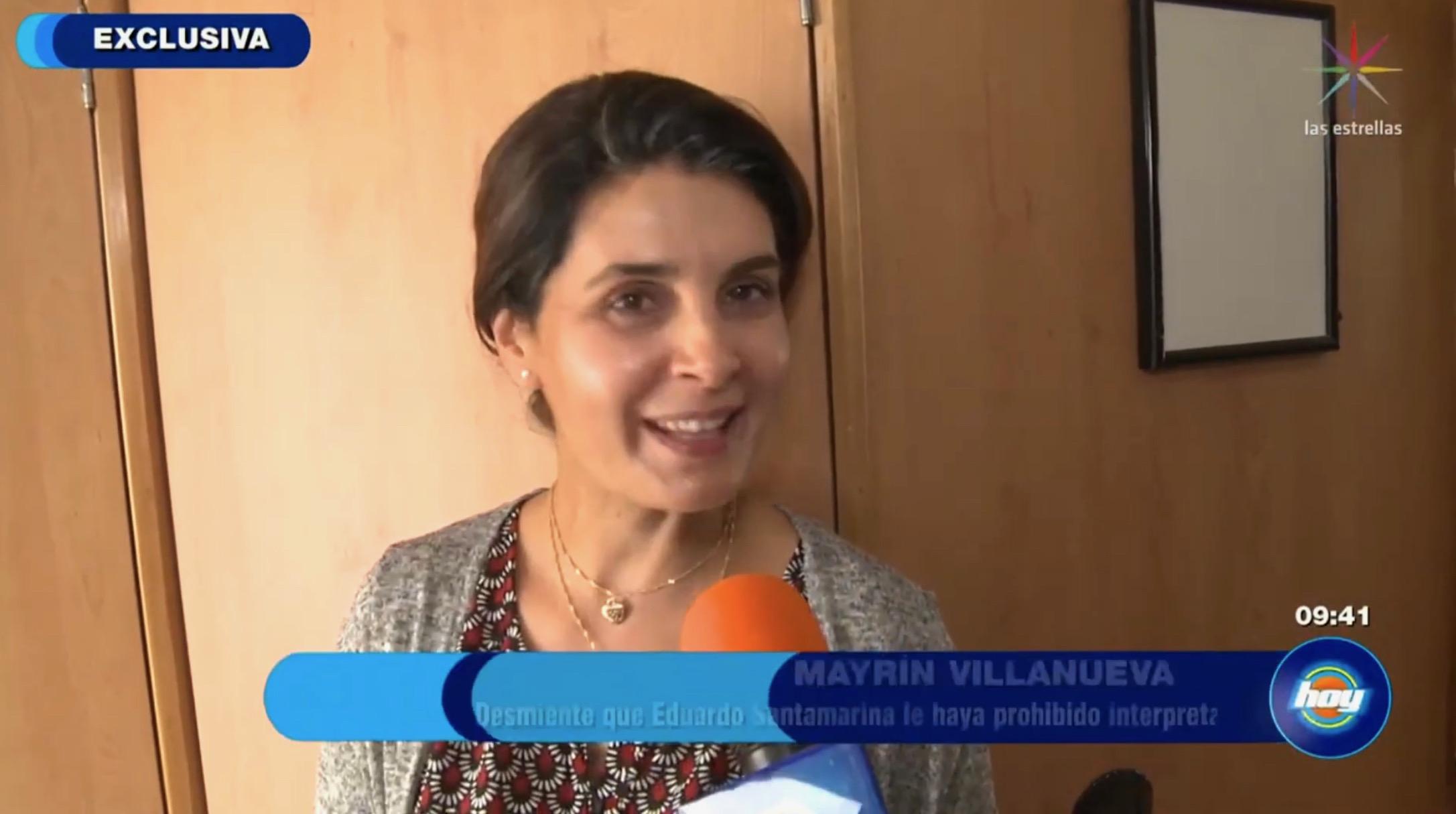 Así se verá Mayrín Villanueva como la mamá de la nueva Rubí