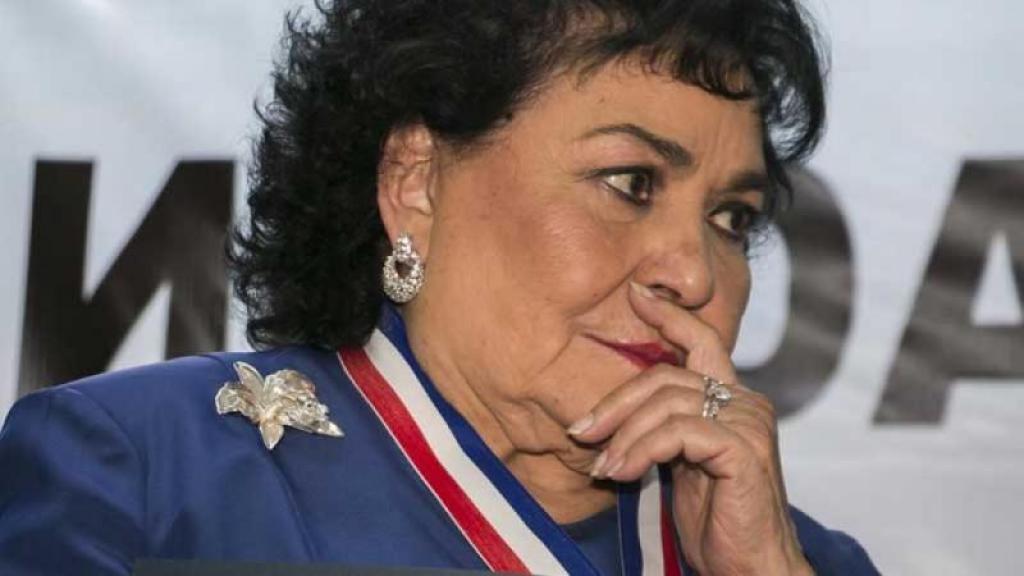 Carmen Salinas teme por amenazas de muerte de Enrique Guzmán