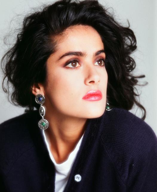 Las telenovelas de Salma Hayek
