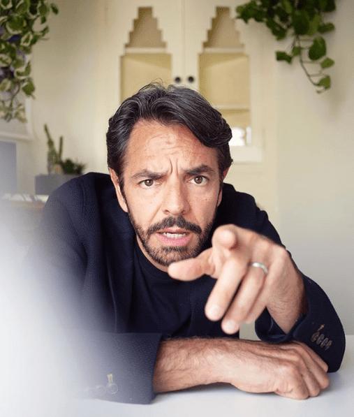 Eugenio Derbez ya no puede hacer comedia por el feminismo