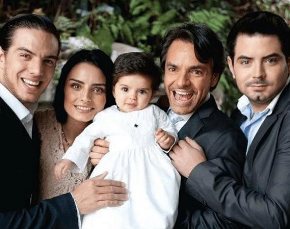 Eugenio Derbez revela que fue un mal padre con sus hijos
