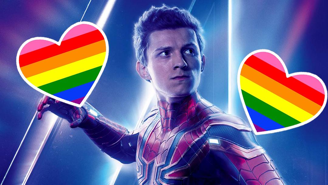 Spider Man, Tom Holland, Spider Man Tom Holland, Gay, Spider Man Gay, Tom Holland Gay