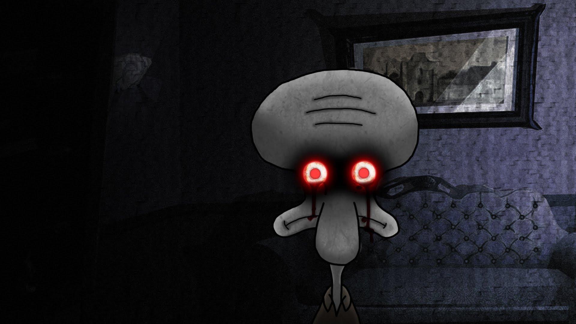 Se cumple la creepypasta del suicidio de Calamardo