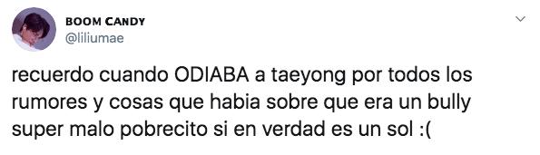 SM Entertainment desmiente rumores de Taeyong y el bullying