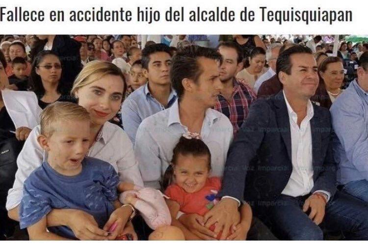 Origen de la boda entre alcalde Raúl Orihuela y su ex nuera