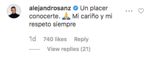¿Alejandro Sanz despreció a Yalitza Aparicio en su concierto en Puebla?