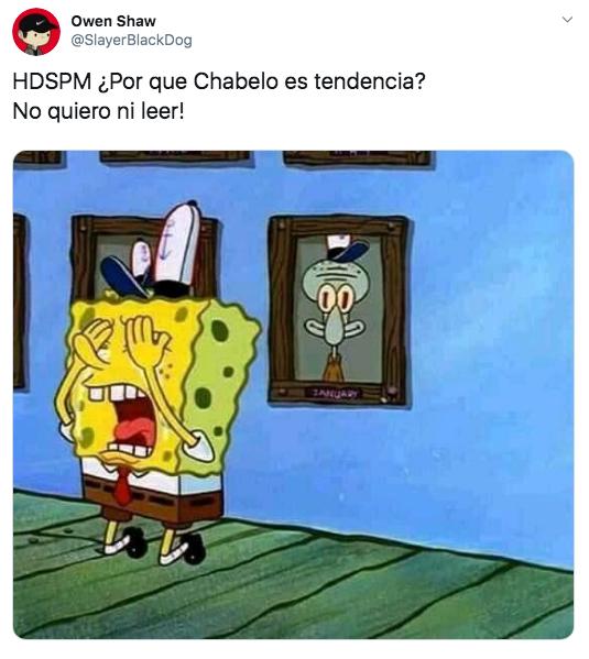 Chabelo vuelve a ser tendencia en Twitter por su programa