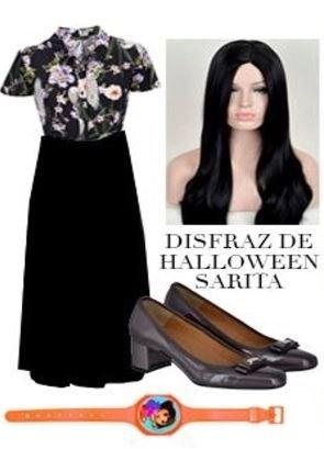 Crean disfraz de Halloween de Sarita Sosa, hija de José José