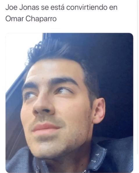 Mamá de Omar Chaparro dice que es igual a Joe Jonas