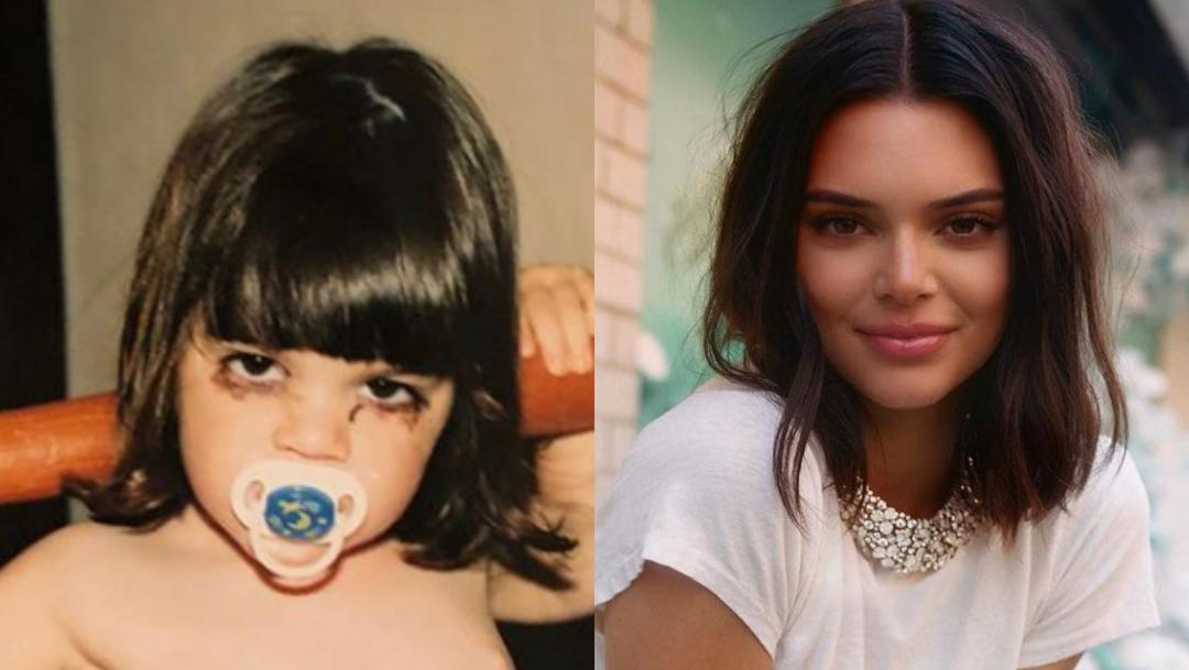 Kendall Jenner, Kendall Jenner Peso, Kendall Jenner Edad, Kendall Jenner Estatura, Kendall Jenner Antes, Kendall Jenner De Niña