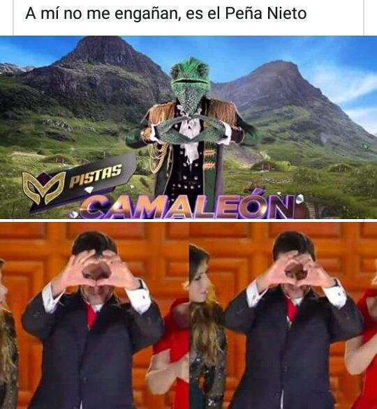 Memes de la gran final de ¿Quién es la máscara?