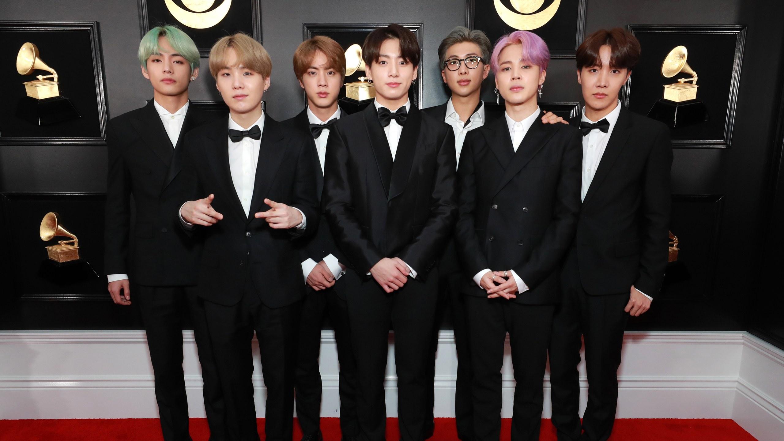 Los 10 mejores grupos y solistas de K-pop de 2019: BTS