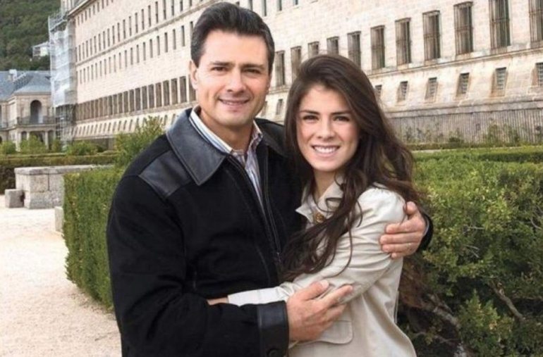 ¡Que chin a su ma EPN! amiga de 'La Gaviota' frente a hija de Peña
