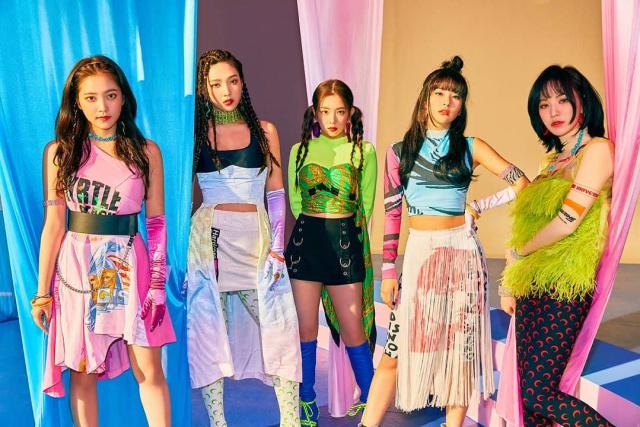 Los 10 mejores grupos y solistas de K-pop de 2019: Red Velvet