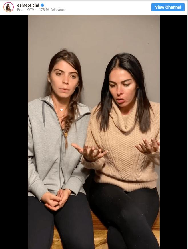 Video Esmeralda Ugualde secuestro Nevado Toluca
