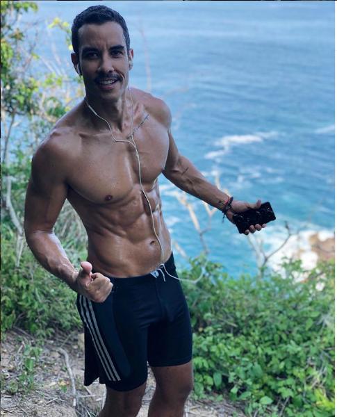 Alejandro Sandi secuestrado Instagram