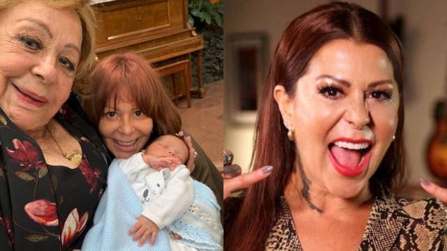 Alejandra Guzmán cambia de look y se ve mucho más joven
