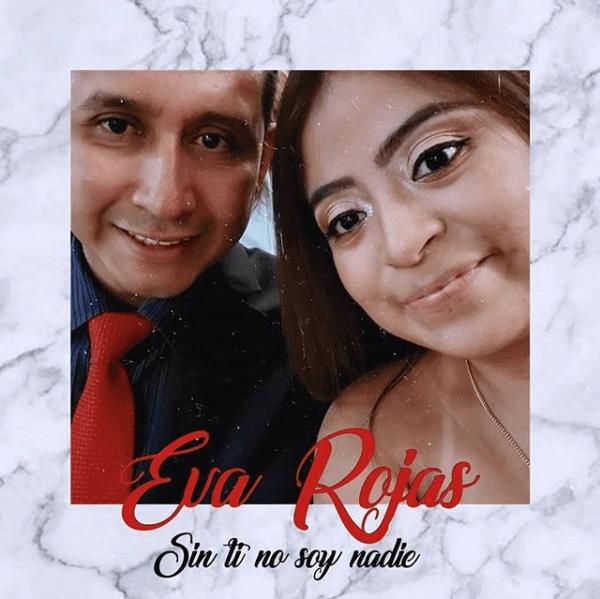 Eva Rojas anuncia que está embarazada