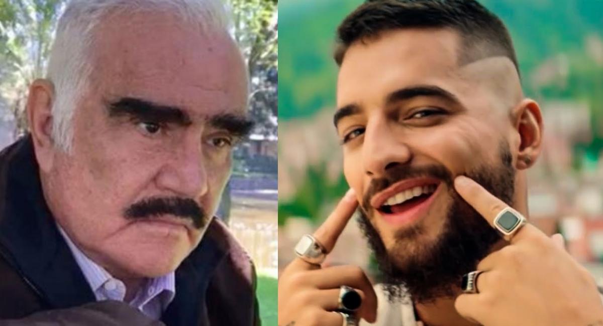 Maluma deja reggaetón cantar rancheras con Christian Nodal