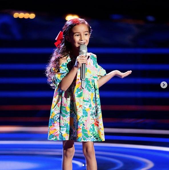 Reportan grave a niña coahuilense participante de La Voz Kids