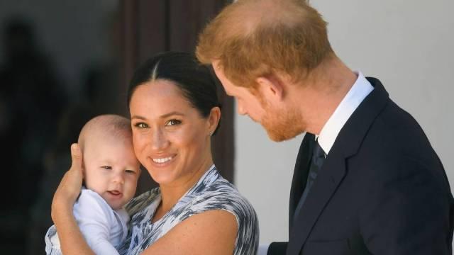 Meghan Markle y Harry no pasarán navidad con la reina Isabel