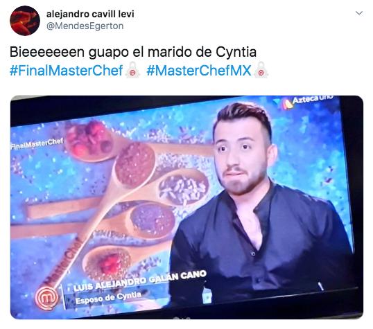 Memes de la gran final de Master Chef La Revancha