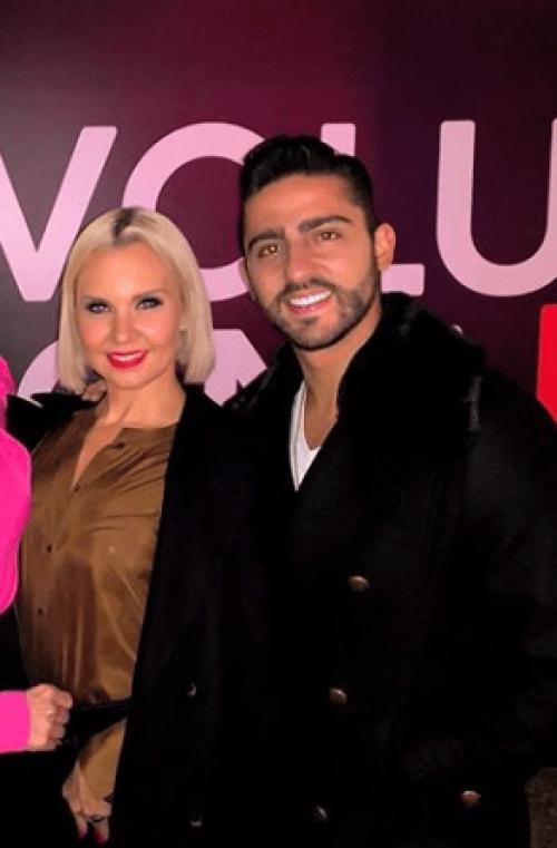 """Michelle Vieth cumple 40 años y estrena romance con Luis """"Potro"""" Caballero"""