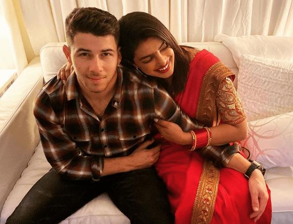 Priyanka Chopra sorprende a Nick Jonas con regalo de aniversario