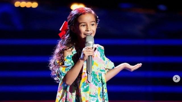 La Voz Kids, La Voz Kids México 2019, Marian Lorette De León, Marian Lorette, Marian La Voz Kids, Accidente De Marian La Voz Kids
