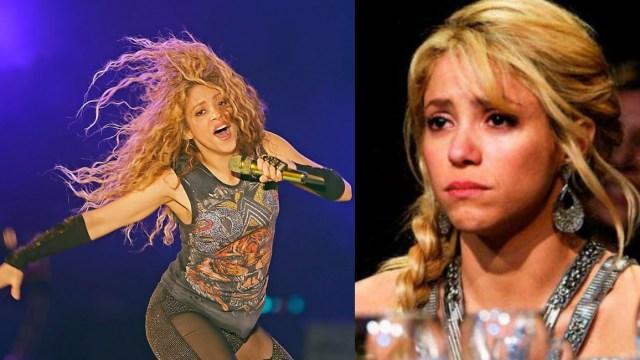 Shakira Perdió Su Voz, Shakira Recuperación, Shakira Voz, Shakira Tour El Dorado, Shakira El Dorado, Shakira Voz