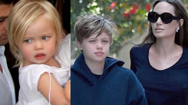 Shiloh Pitt Jolie, Hijos De Brad Pitt, Hijos De Angelina Jolie, Angelina Jolie Hijos Biológicos, Shiloh Dinasty, Shiloh Jolie-Pitt