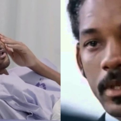 Will Smith, Will Smith Tumor, Will Smith Hospital, Will Smith Colonoscopía, Will Smith Pólipo, Cáncer