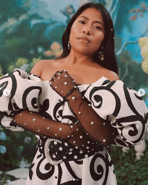 Yalitza Aparicio ya tiene novio, pero le prohiben hablar de él