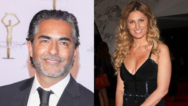 Raúl Araiza y Anette Cuburu comienzan relación tras divorcio