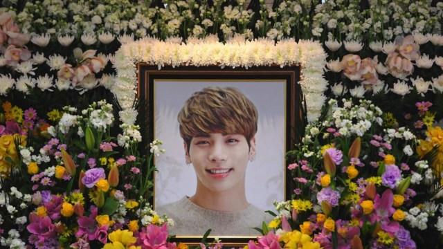 Kpop: se cumplen 2 años del suicidio de Jonghyun, ex SHINee
