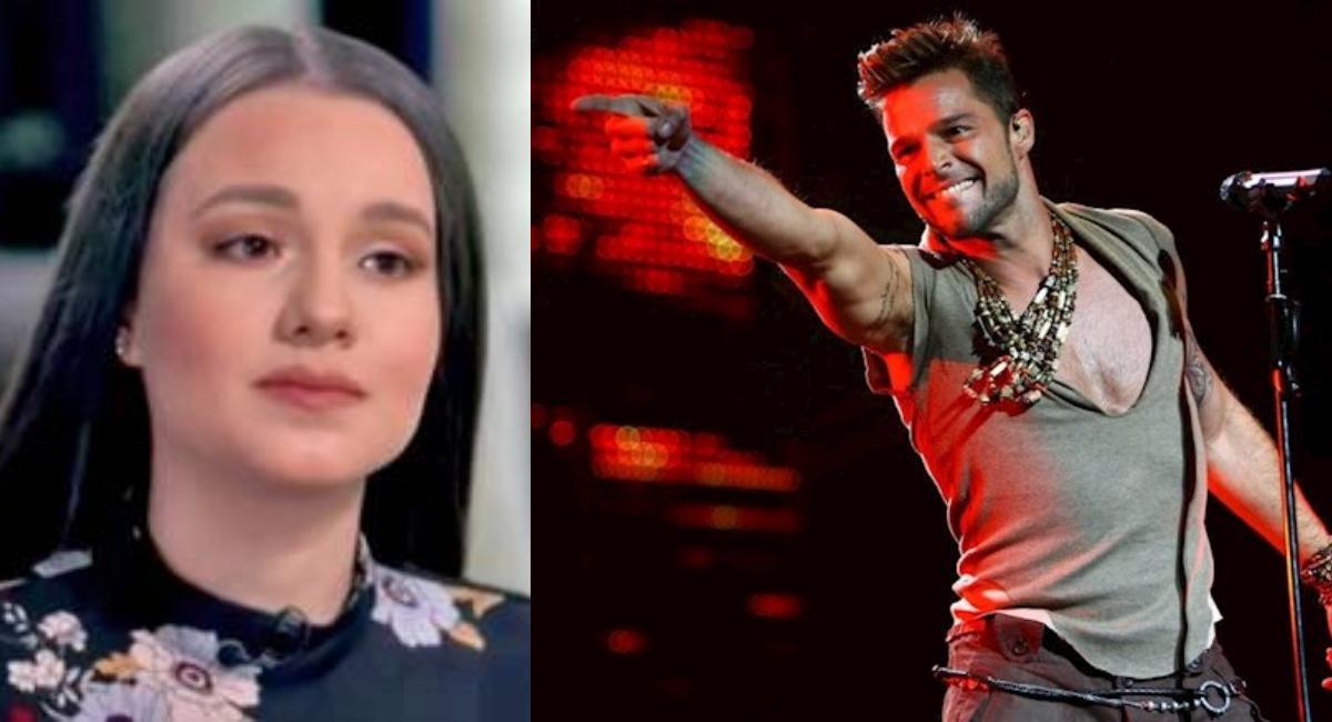 Corren a Sarita Sosa de fiesta de Ricky Martin por colada