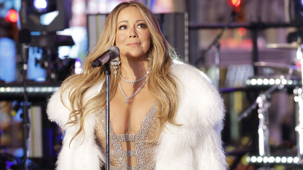All I Want For Christmas Is You: Mariah Carey regresa al #1