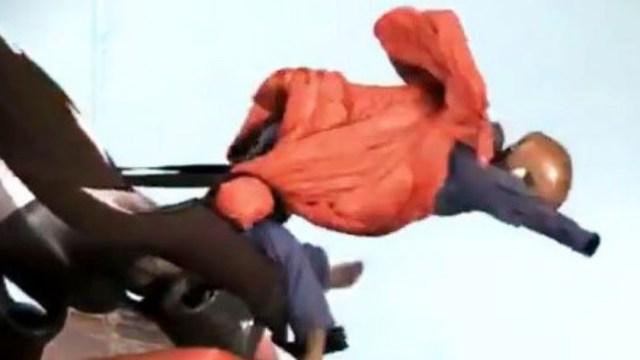 Prevenir accidentes en sillas de auto de niños con chamarra
