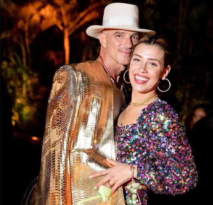 Michelle Salas y su novio Alan Faena de 2019: Fotos