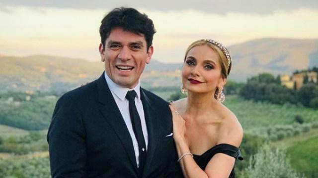 Elizabeth Álvarez y Jorge salinas