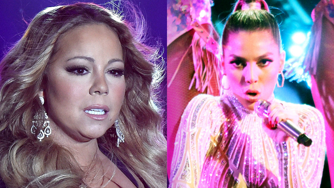 Frida Sofía impacta cantando tema navideño de Mariah Carey