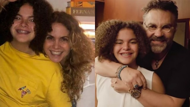 Hija de Lucero y Mijares, Lucero Mijares Hogaza